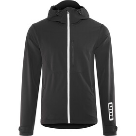 ION Shelter Softshell Jacket Herrer, black